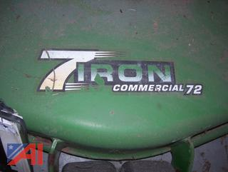 "John Deere 7 Iron 72"" Mow Deck"