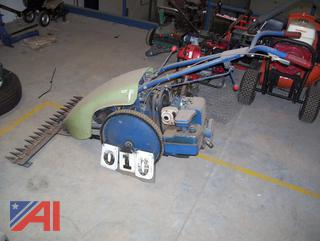 Jari Sickle Bar Mower