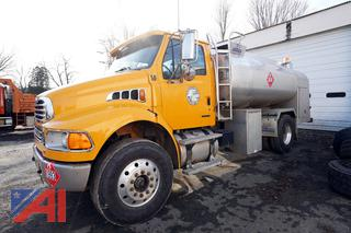 2008 Sterling Acterra/Hutchinson Fuel Tanker Truck/50