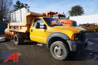 2007 Ford F550 XL Super Duty Dump Truck/67