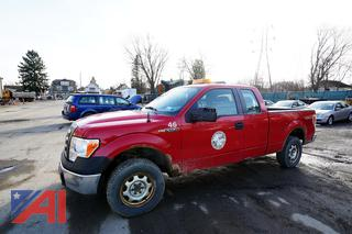 2011 Ford F150 Pickup Truck/46