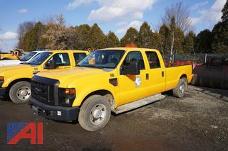 2009 Ford F350 XL Super Duty Crew Cab Pickup Truck/86