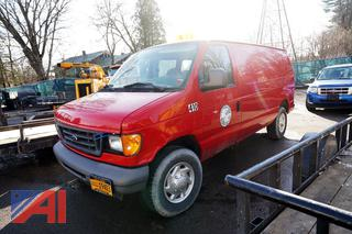 2007 Ford E250 Super Duty Cargo Van/410
