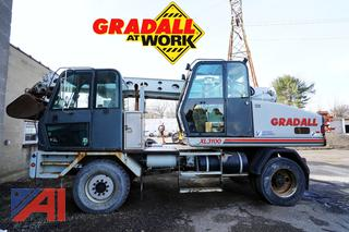 2005 Gradall XL3100 Telescopic Wheeled Excavator/128