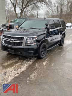 2017 Chevy Tahoe/Police Package Suburban