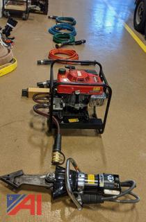 Various Hurst Tools