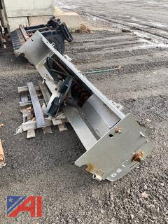 Stainless Steel Tailgate Box Spreader