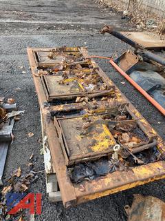 Dump Truck Tailgate