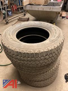 Goodyear Wrangler 275-70-18 Tires