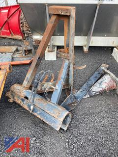 Tenco Plow Frame and Wing Frame
