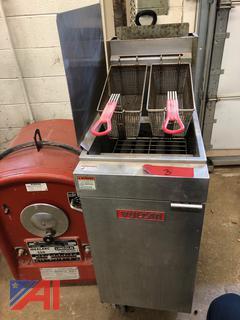 Vulcan LG 400 Deep Fryer