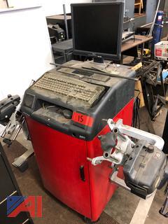 Hunter S811Alignment Machine
