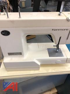 Kenmore 385.127418 Sewing Machine