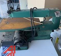 "Grizzly 16"" Variable Speed Scroll Saw"