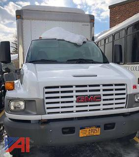 2006 GMC C5500 Box Truck with Lift Gate