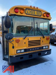 2010 Blue Bird AAFE School Bus
