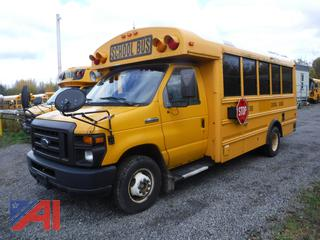 2011 Thomas/Ford 4DC/E450 Mini School Bus