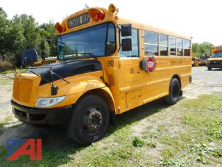 2010 International CE300 Mini School Bus