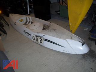 10' Cobra Play Kayak