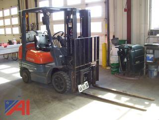 1996 Toyota 42-6FGCU25 Forklift