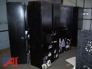 Metal Locker Units