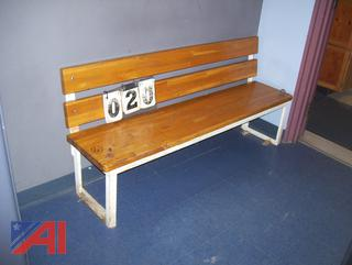 Booking Bench