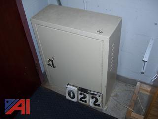 Metal Wall Cabinet