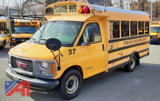 UPDATED: (#57) 2002 GMC Savana G3500 Mini School Bus
