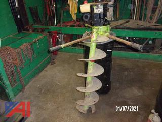 """General 12"""" 440 Hand Held Post Hole Digger"""