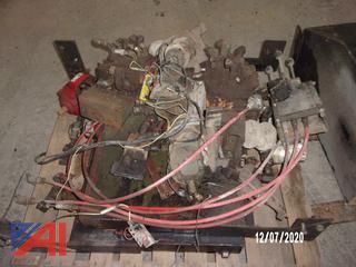 Various Hydraulic Parts