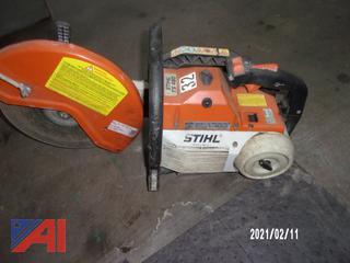 "2007 Stihl 14"" TS460 Cut Off Saw"