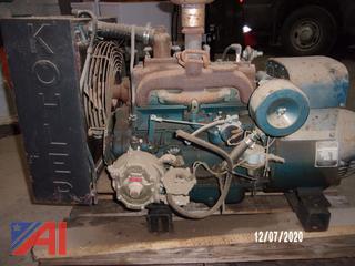 Kohler 4R62 Generator 4kw