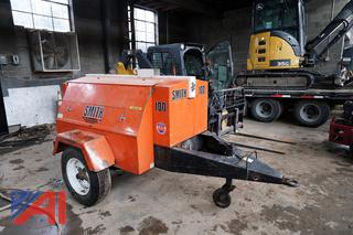 Smith 100 Tow Behind Air Compressor