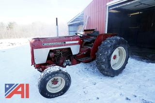 1978? International Harvester 574 Utility Tractor