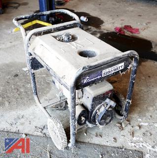 Champion 10HP 5250 Watt Generator