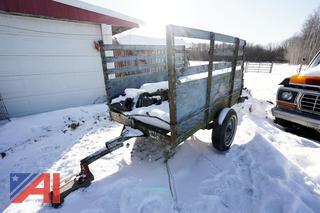 Homemade 7' Utility Wagon