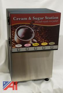 Cream and Sugar Station