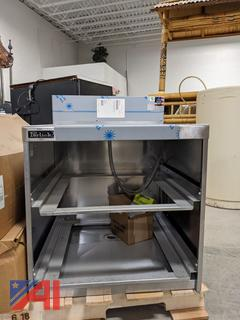 Bar Drain Rack Unit
