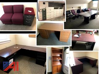 Various High Quality Office Furniture and Filing Cabinets