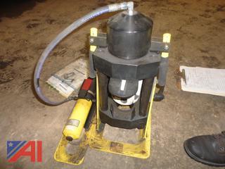 U Type Eaton Weatherhead Coll-O-Crimp Machine