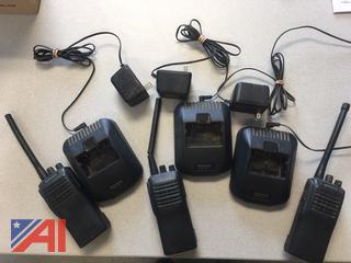 Kenwood TK-260 Portable Radios