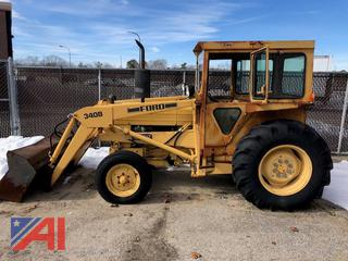 1987 Ford 340B Tractor with Loader