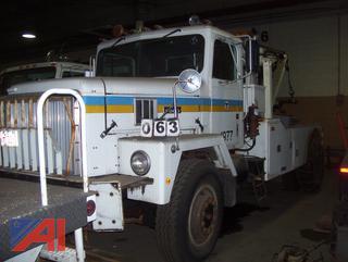 1988 International Paystar 5000 Wrecker Truck