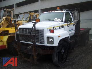 2000 GMC C8500 Stake Truck