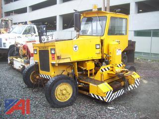 Trackmobile TM1800 Railcar Mover