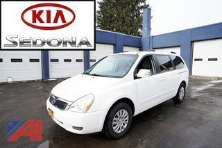 UPDATED CONDITION: 2012 KIA Sedona Minivan