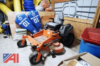 "2017 Husqvarna M2 52LE 52"" Zero Turn Mower"