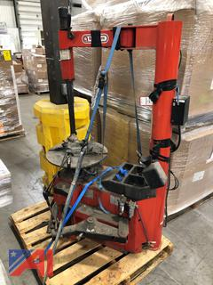 Accuturn Tire Changer