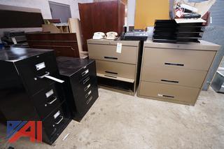 Various Office Furniture & Equipment