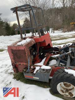 Moffett M5500 Truck Mounted Forklift